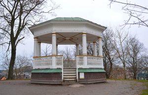 Gazebo Vitabergsparken (Wikimedia Commons / Jopparn)