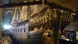 The Vasa. Copyright: Cas Blomberg